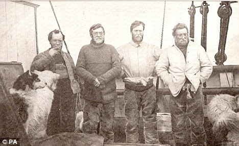 Earnest Shackleton expedition